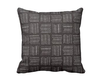 Decorative Throw Pillow Cover Grey Pillow Cover Gray Pillows Grey Throw Pillows Decorative Pillows for Couch Pillow Grey Cushion Pillow Sham