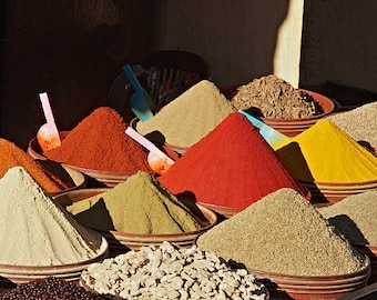 Moroccan Charmoula Seasoning