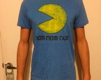 """Pac-Man """"Nom-nom"""" tee"""