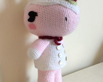 Merengue Animal crossing crochet plush