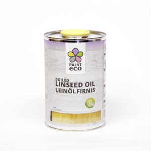 Natural boiled linseed oil