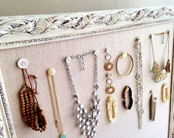 Necklace organizer Etsy