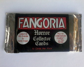 Fangoria Trading Cards (1992) - 5 Pack - 10 Cards