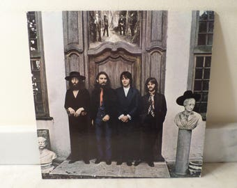 Vintage 1970 Vinyl LP Record The Beatles Hey Jude (The Beatles Again) Excellent Condition 14993