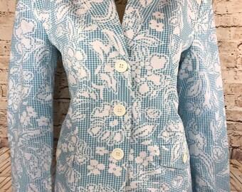 JONI B. Long Sleeve Blazer Jacket Size L
