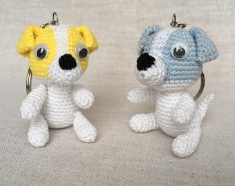 Handmade Crochet Dog, Amigurumi Dog, 2018 The Year of the Dog Gift, Handmade Dog Toy, Crochet Puppy, Stuffed Crochet dog, Birthday Gift, Dog