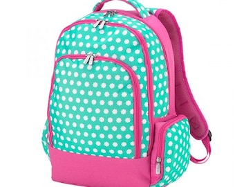 Hadley Bloom Backpack with FREE Name or Monogram