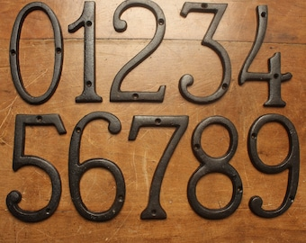 Awesome House Numbers | Etsy