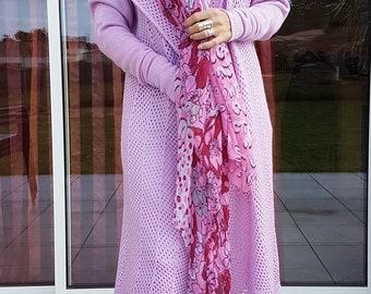 handmade Cardigan clothe garment