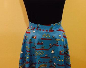Super Mario Nintendo Skirt