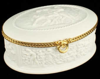Jewelry trinket box Etsy