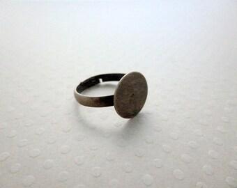 Ring tray bronze 12 mm - ABPB12-0072