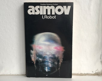 I, Robot by Isaac Asimov (Paperback) 1984 Panther Science Fiction