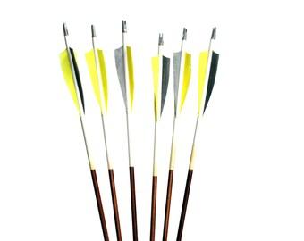 Vintage Wood Arrows