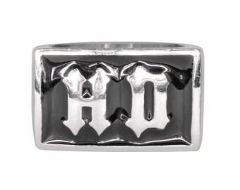 GentsHD Ring ''Heavy Duty'' Stainless Steel Motorcycle Jewelry
