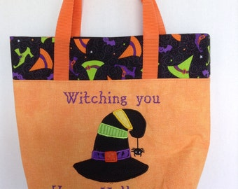 Halloween Tote-Witching You Happy Halloween