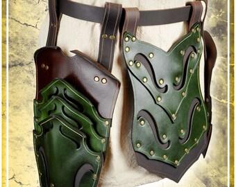 Woodland Armor - Tassets