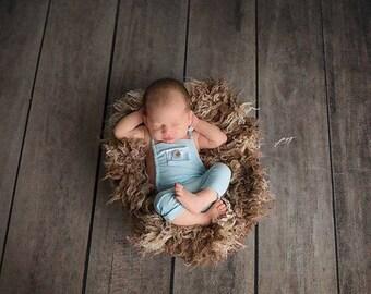 Newborn romper / photography prop