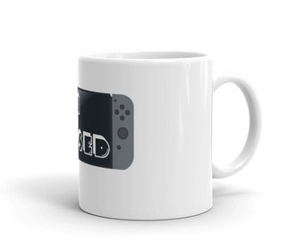 Funny I Paused Mug - Video Games - Video Gamers - Gaming Mug - Gamers Mug - Video Game Mug - Vintage Video Games