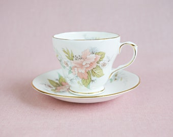 Brocade Winchester Tea Set // Bone China // Made in England // 539 // Good Vintage Lifestyle