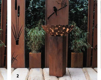 Firepit Scale - Square