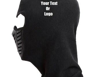 Custom Personalize Design Your Balaclava Windproof Ski Mask
