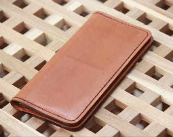 Long Leather Wallet PDF, long wallet, handmade wallet, leather wallet, travel wallet