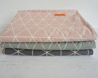 Baby Blanket * Stroller Blanket * Eco-Plush * Triangle