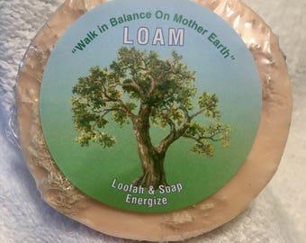 Energize Loofah & Soap Combo 3.75 ozs