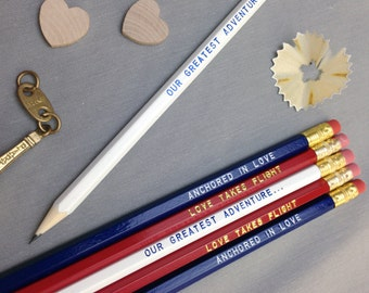 The Greatest Adventure Pencil 6 Pack