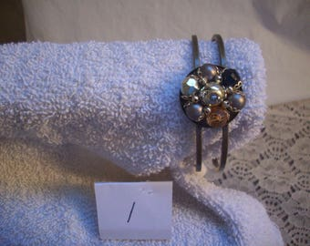 Bracelet / Vintage Earring
