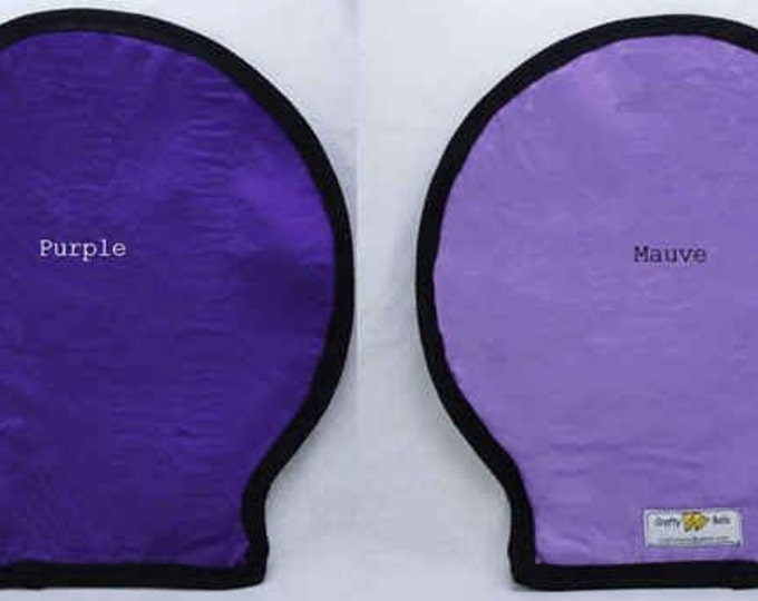 Photography, Flash Light Reflectors, Photography Accessories, Purple and Mauve Double Sided, Fits on White Shell Reflector, Enhanced Light