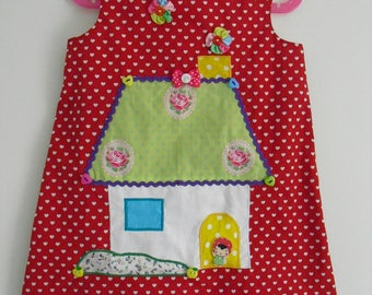 Pretty little dress T 3 years, and color