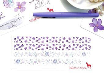 Proverbs 31 Faux Washi Strips