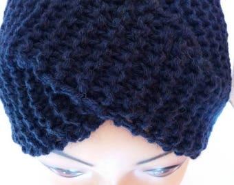 Ear Band in soft wool blend