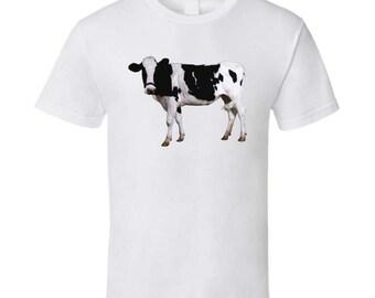 Cute Cow T Shirt