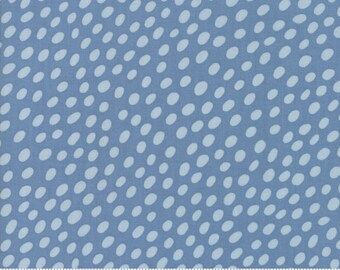 Wild and Free - Cloud Dots in Sky by Abi Hall for Moda - 35317 16