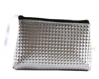 Faux 3D money bag pouch