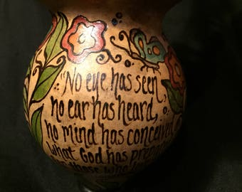 No Eye Has Seen Vase