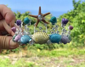 Mermaid Comb Tiara