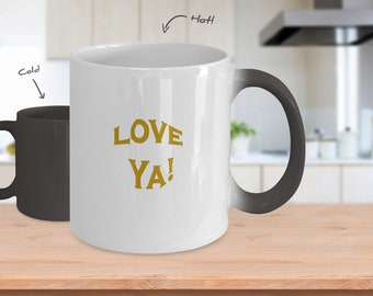 Love Ya! Color Changing Mug