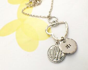 Bipolar Love necklace