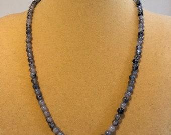 Druzy Agate Pendant Necklace, Druzy Pendant Necklace, Pendant Necklace, Druzy Necklace, Agate Necklace, Beaded Necklace, Gemstone Necklace