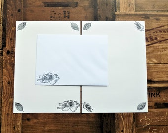 Daisy Letter /Writing/Stationary Set