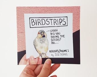 Birdstrips Highlights, Volume 1