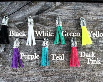 Ajouter sur gland de votre choix de couleur, Gland, glands, ajouter sur le gland, Add On accent, pompon Add On, bijoux pompons, pompon porte-clé, porte-clé