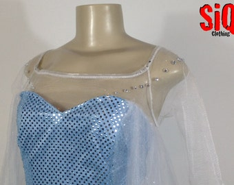 Adult Elsa Costume MARKED DOWN