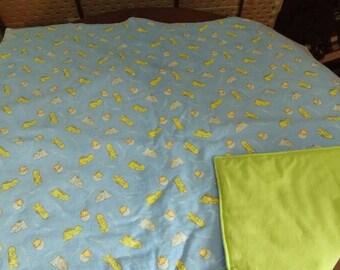 Baby Dinosaur Blanket