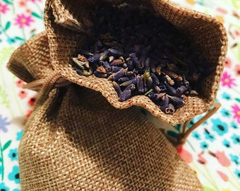 Herbs, Lavender, Lavender Sachet, Wedding Favors, Stress Relief, Dried Herbs, Free Shipping, Baby Shower Favors, Sleep Mask, Sleep Aid