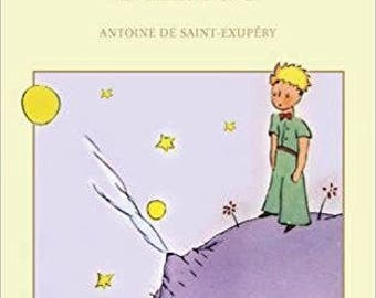 The Little Prince Cross Stitch Pattern by modern kanavice